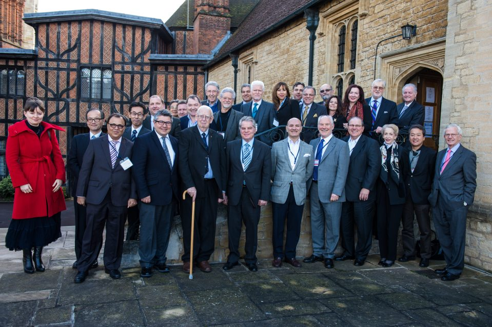 International Participants at the Annual Windsor Energy Group Consultation at Windsor Castle 2014